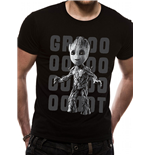 Guardians Of The Galaxy 2 - Groot Photo (T-SHIRT Unisex )