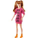 Mattel FJF44 - Barbie - Fashionistas - Wear Your Heart Tall