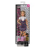 Mattel FJF46 - Barbie - Fashionistas - 81 Wear Your Heart Petite