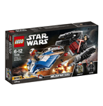 Lego 75196 - Star Wars - Dualpack Microfighters Aero + Victor
