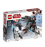 Lego 75197 - Star Wars - Battle Pack Episode 8 White Planet Troopers