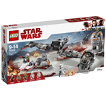 Lego 75202 - Star Wars - Carver With White Planet Trench
