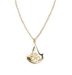 Assassin'S Creed Origins - Creed Logo Pendant Gold (Collana)
