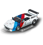 Carrera Slot - Bmw M1 Procar Andretti, No.01, 1979 Evolution Cars