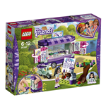 Lego 41332 - Friends - Lo Stand Dell'Arte Di Emma
