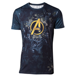 T-shirt Agente Speciale - The Avengers 295564