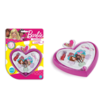 Barbie - Blister Trucchi Forma Cuore