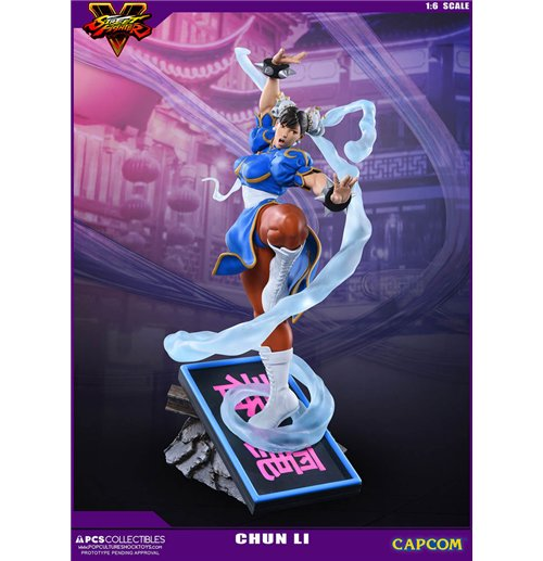 Action figure Street Fighter 295821