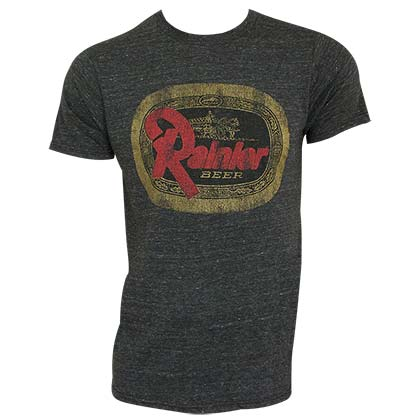 T-shirt Rainier Beer da uomo