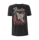 T-shirt Fender DISTRESSED GUITAR