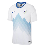 T-shirt Slovenia calcio 2018-2019 Home