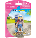 Playmobil 9338 - Playmo-Friends - Ragazza Con Skateboard