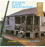 Vinile John Lee Hooker - House Of The Blues