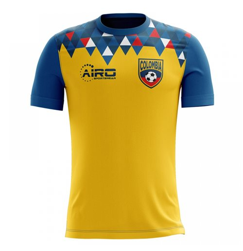 T-shirt Colombia calcio 2018-2019 Home