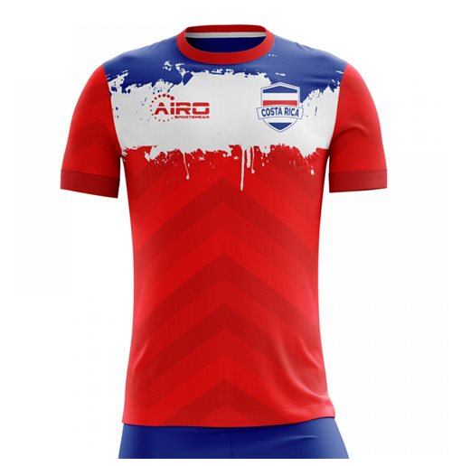 T-shirt Costa Rica calcio 2018-2019 Home