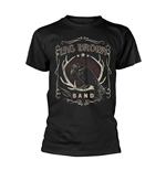 T-shirt Zac Brown BLACK CROW