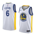 Maglia Golden State Warriors Nick Young Nike Association Edition Replica