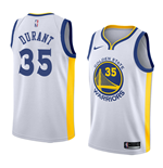 Maglia Golden State Warriors Kevin Durant Nike Association Edition Replica