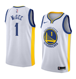 Maglia Golden State Warriors Javale McGee Nike Association Edition Replica