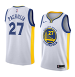 Maglia Golden State Warriors Zaza Pachulia Nike Association Edition Replica