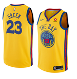 Maglia Golden State Warriors Draymond Green Nike City Edition Replica