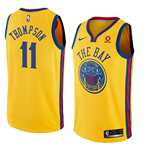 Maglia Golden State Warriors Klay Thompson Nike City Edition Replica