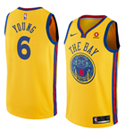 Maglia Golden State Warriors Nick Young Nike City Edition Replica