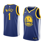 Maglia Golden State Warriors Javale McGee Nike Icon Edition Replica
