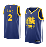 Maglia Golden State Warriors Jordan Bell Nike Icon Edition Replica