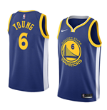 Maglia Golden State Warriors Nick Young Nike Icon Edition Replica