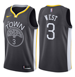 Maglia Golden State Warriors David West Nike Statement Edition Replica