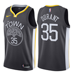 Maglia Golden State Warriors Kevin Durant Nike Statement Edition Replica
