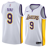 Maglia Los Angeles Lakers Luol Deng Nike Association Edition Replica