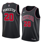 Maglia Chicago Bulls Quincy Pondexter Nike Statement Edition Replica