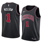 Maglia Chicago Bulls Jameer Nelson Nike Statement Edition Replica