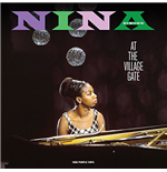 Vinile Nina Simone - At The Village Gate (Purple Vinyl 180G)