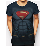 T-shirt Superman - Design: Sublimated Costume