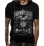 T-shirt Johnny Cash 297362