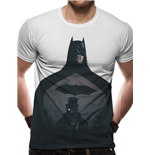 T-shirt Batman - Design: Silhouette