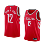 Maglia Houston Rockets Luc Mbah A Moute Nike Icon Edition Replica