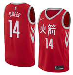 Maglia Houston Rockets Gerald Green Nike City Edition Replica