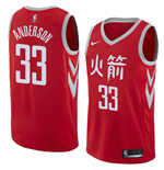 Maglia Houston Rockets Ryan Anderson Nike City Edition Replica