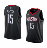 Maglia Houston Rockets Clint Capela Nike Statement Edition Replica