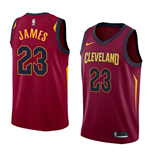 Maglia Cleveland Cavaliers Lebron James Nike Icon Edition Replica
