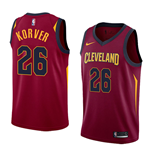 Maglia Cleveland Cavaliers Kyle Korver Nike Icon Edition Replica