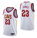 Maglia Cleveland Cavaliers Lebron James Nike Association Edition Replica