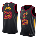 Maglia Cleveland Cavaliers Lebron James Nike Statement Edition Replica
