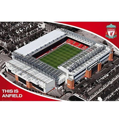 Liverpool - Anfield (Poster Maxi 61x91,5 Cm)