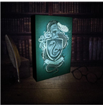 Harry Potter - Slytherin Luminart (Lampada)