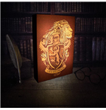 Harry Potter - Gryffindor Luminart (Lampada)